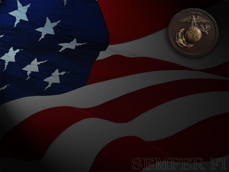 Marine Corps Wallpaper - Prestons Realm